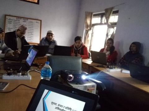 सूचना, संचार र प्रविधि (ICT) अभिमुखीकरण कार्यक्रम